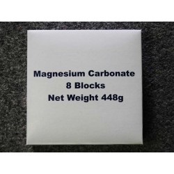 Magnesium blocks