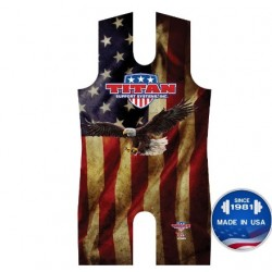 Titan Sublimated Singlet Eagle