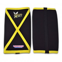 Yellow Jacket Knee Sleeves