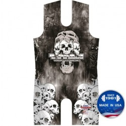 Titan Sublimated Singlet Skull